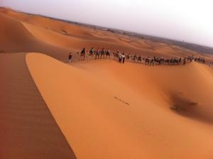 Marhaba Camp, Camel & Sandboarding, Zelt-Lodges  Merzouga - big - 58