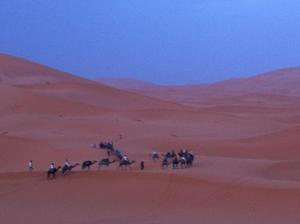 Marhaba Camp, Camel & Sandboarding, Zelt-Lodges  Merzouga - big - 36