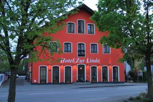 Hotel Zur Linde - Hohenlinden