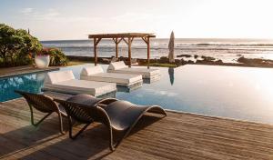 Leora Beachfront Suite - , , Mauritius