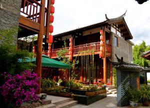 Lijiang Mann House