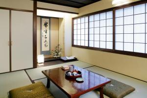 Japanese-Style Deluxe Room with Private Bathroom Matsubaya Ryokan