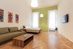 Apartmán Midtown apartments Budapešť Maďarsko