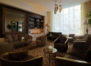 Отель Марриотт - фото 5