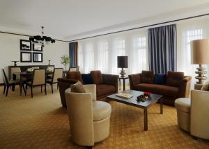 Отель Марриотт - фото 17