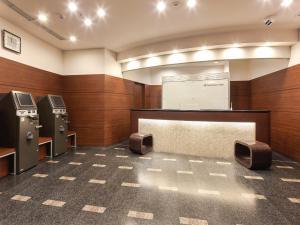 Daiwa Roynet Hotel Nagoya Eki Mae, Nízkorozpočtové hotely  Nagoya - big - 31