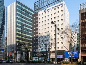 Daiwa Roynet Hotel Nagoya Eki Mae, Nízkorozpočtové hotely  Nagoya - big - 1