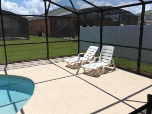 Tourmaline House at Crystal Cove Resort, Дома для отпуска  Киссимми - big - 39