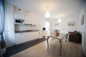 La Fonte Appartamenti, Apartmanok  Abano Terme - big - 21