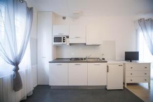 La Fonte Appartamenti, Apartmanok  Abano Terme - big - 23