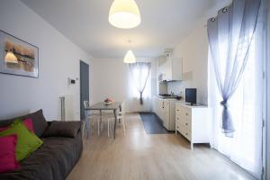 La Fonte Appartamenti, Apartmanok  Abano Terme - big - 19