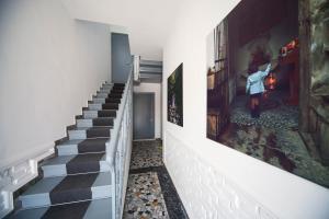 La Fonte Appartamenti, Apartmanok  Abano Terme - big - 38