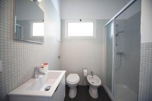 La Fonte Appartamenti, Apartmanok  Abano Terme - big - 17