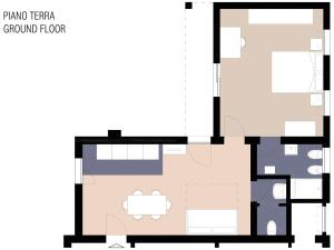 La Fonte Appartamenti, Apartmanok  Abano Terme - big - 16