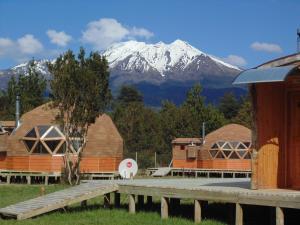 Domos Biosfera Volcanica