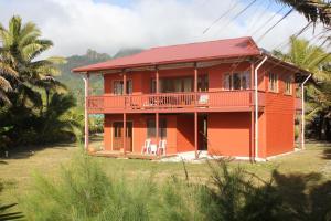 Matangi Moana Beachside Villa