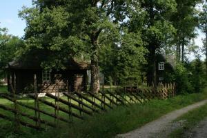 Chata Mandjala Puhketalu - Cottages Mändjala Estonsko