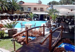 Vergos Hotel, Апарт-отели  Вурвуру - big - 139