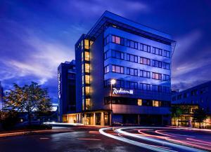 obrázek - Radisson Blu Hotel Nydalen, Oslo