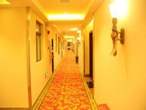 GreenTree Inn Guangzhou Panyu Chimelong Paradise Business Hotel