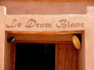 obrázek - Le Drom'blanc