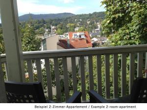 Petite Bellevue, Апартаменты  Баден-Баден - big - 37