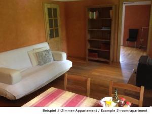 Petite Bellevue, Апартаменты  Баден-Баден - big - 29