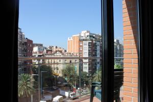 Apartments Sata Olimpic Village Area, Apartmanok  Barcelona - big - 92