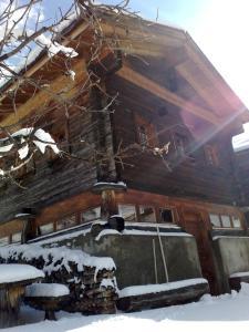 Romantischer Stadel im Wallis - Aletsch Skigebiet
