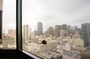 Hilton Parc 55 San Francisco Union Square, Szállodák  San Francisco - big - 13