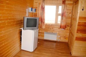 Гостиничный комплекс Деревня Александровка, Комплексы для отдыха с коттеджами/бунгало  Кончезеро - big - 28