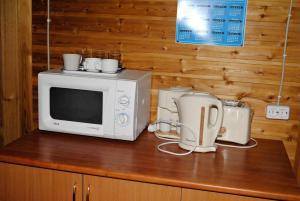 Гостиничный комплекс Деревня Александровка, Комплексы для отдыха с коттеджами/бунгало  Кончезеро - big - 24