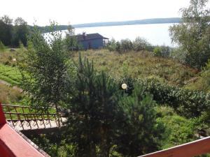 Гостиничный комплекс Деревня Александровка, Комплексы для отдыха с коттеджами/бунгало  Кончезеро - big - 21