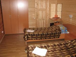 Гостиничный комплекс Деревня Александровка, Комплексы для отдыха с коттеджами/бунгало  Кончезеро - big - 19