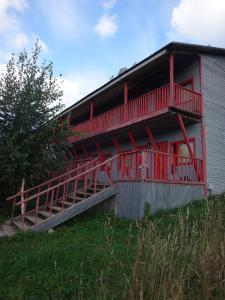 Hotel complex Derevnya Aleksandrovka, Villaggi turistici  Konchezero - big - 7