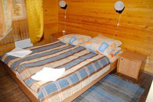 Гостиничный комплекс Деревня Александровка, Комплексы для отдыха с коттеджами/бунгало  Кончезеро - big - 32