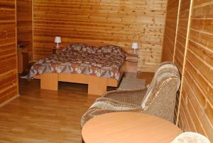 Гостиничный комплекс Деревня Александровка, Комплексы для отдыха с коттеджами/бунгало  Кончезеро - big - 41