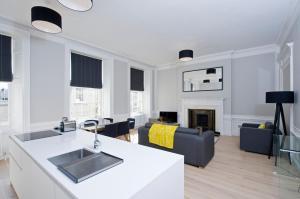 Эдинбург - Destiny Scotland - Hill Street Apartments