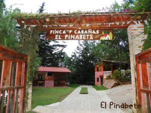 El Pinabete Finca & Cabañas, Hostince  La Granadilla - big - 7