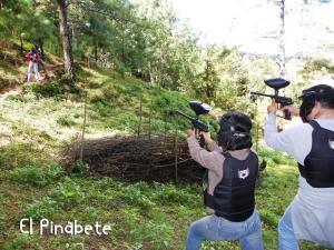 El Pinabete Finca & Cabañas, Hostince  La Granadilla - big - 26