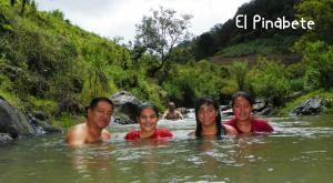 El Pinabete Finca & Cabañas, Hostince  La Granadilla - big - 22