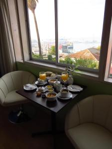 Review Hotel Montealegre