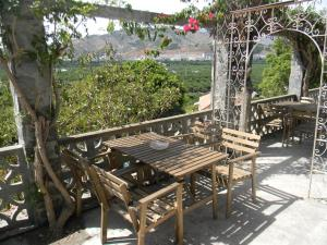 Balcony/terrace Camping Tropical Almunecar