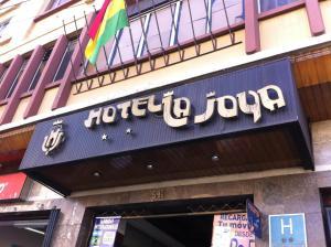 Ла-Пас - Hotel La Joya