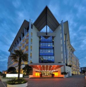 Hotel Bibione Palace, Отели  Бибионе - big - 33