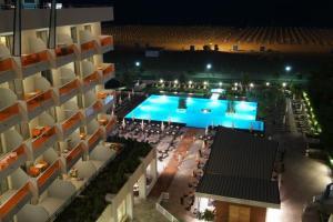 Hotel Bibione Palace, Отели  Бибионе - big - 35