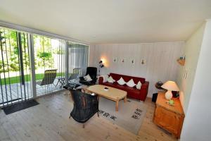 Holiday home Akelejevej B- 174, Dovolenkové domy  Rødhus - big - 11