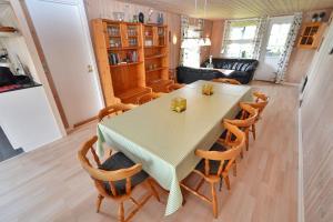 Holiday home Barendsvej D- 336, Ferienhäuser  Harboør - big - 9