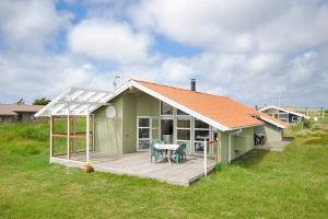 Holiday home Fyrmarken E- 1273, Nyaralók  Nørre Lyngvig - big - 1