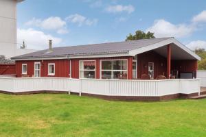 Holiday home Skovvej H- 4148